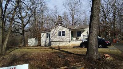 Jacksonville Single Family Home For Sale: 6520 W Main Street