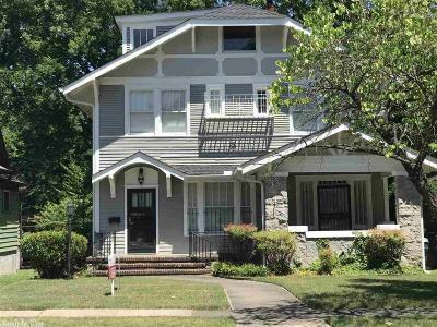 Single Family Home Back On Market: 1515 S Schiller Street