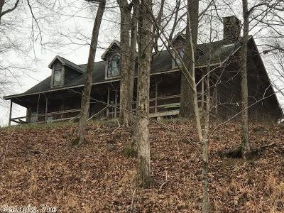 Malvern Single Family Home Under Contract: 872 Cove Creek Rd