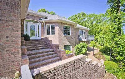 Hot Springs Single Family Home New Listing: 137 Lake Forest Shores Drive