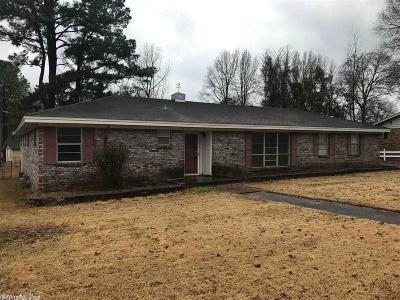 Jacksonville Single Family Home For Sale: 1107 Stone
