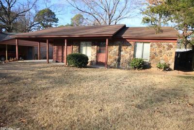 Little Rock Single Family Home Back On Market: 5210 Parkvillage Drive
