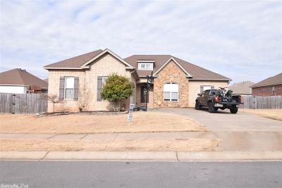 Benton Single Family Home New Listing: 3321 Blackberry Lane