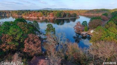 Garland County Residential Lots & Land For Sale: 619 Little Mazarn