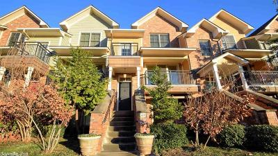 North Little Rock Condo/Townhouse For Sale: 436 Maple Street