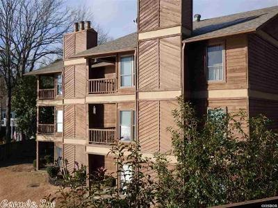 Garland County Condo/Townhouse For Sale: 152 Mimosa Point #D5
