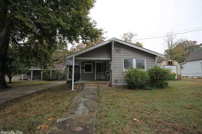 Little Rock AR Multi Family Home Under Contract: $59,900