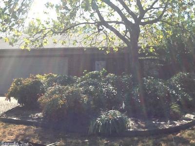 Little Rock Single Family Home New Listing: 18 Ludington Cove