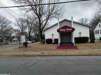 Little Rock Commercial For Sale: 621 E 21st