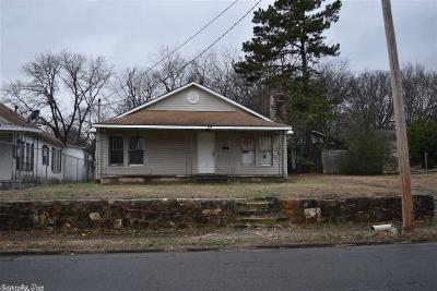 Garland County Single Family Home New Listing: 704 Summer Street
