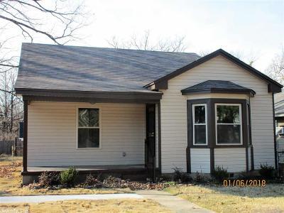 Single Family Home New Listing: 2218 S Martin Street