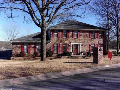 North Little Rock Single Family Home For Sale: 1601 Winbourne Drive
