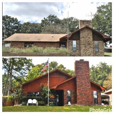 Benton Multi Family Home For Sale: 1500 & 1508 Sharon Road