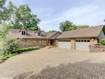 Hot Springs Single Family Home For Sale: 118 Catalpa Circle