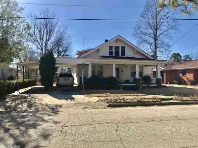 Hot Spring County Single Family Home Take Backups: 217 Clardy Street