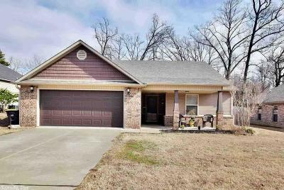 Conway AR Single Family Home For Sale: $160,000