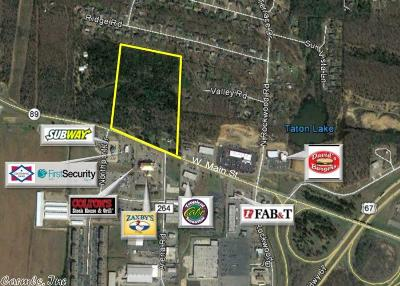 Cabot Residential Lots & Land For Sale: 2170 W Main
