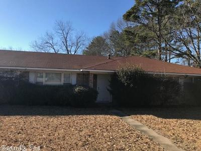 Crossett Single Family Home For Sale: 1373 N Highway 133 & Pecan
