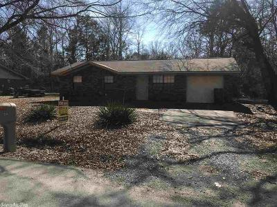 White Hall AR Single Family Home For Sale: $84,500