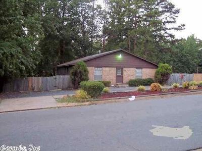 Little Rock Commercial For Sale: 8903 Morris Manor