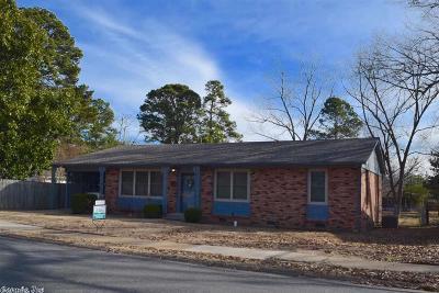 Arkadelphia Single Family Home For Sale: 921 S 27th Street