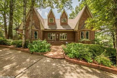 North Little Rock Single Family Home For Sale: 500 Shady Valley Drive