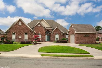 Cabot Single Family Home For Sale: 13 Waters Edge