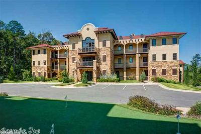 Little Rock Condo/Townhouse For Sale: 322 Chenal Woods
