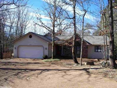 Fairfield Bay Single Family Home For Sale: 179 E. Blue Ridge Terrace