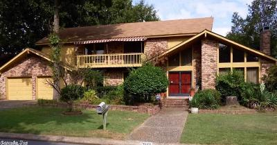 North Little Rock Single Family Home For Sale: 4609 Dawson Drive