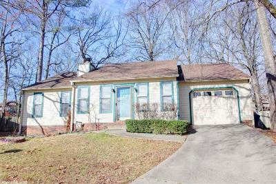 Maumelle Single Family Home For Sale: 3 Willow Oak Cove