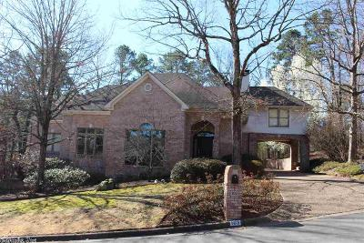 Little Rock Single Family Home Back On Market: 103 Alsace Cove
