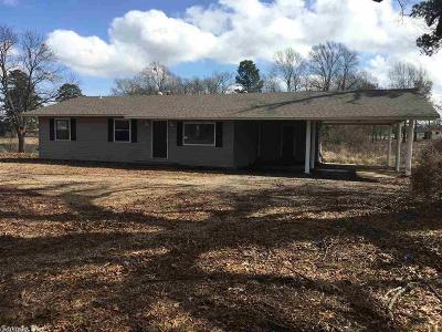 Star City Single Family Home For Sale: 15711 W/SHOP Hwy 425