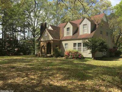 Star City Single Family Home For Sale: 800 S Jefferson