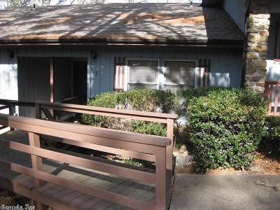 Garland County Condo/Townhouse For Sale: 13 Halcon Place
