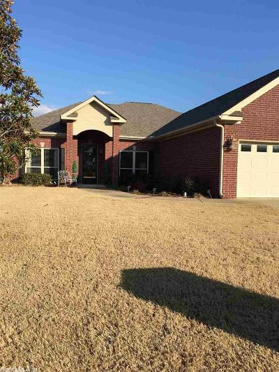 Garland County Single Family Home For Sale: 507 Willowbend