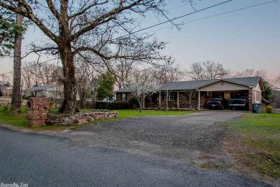 Garland County, Hot Spring County Single Family Home For Sale: 390 Shady Heights Road
