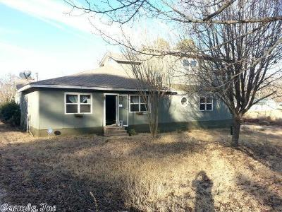 Hempstead County Single Family Home Price Change: 586 E Highway 32