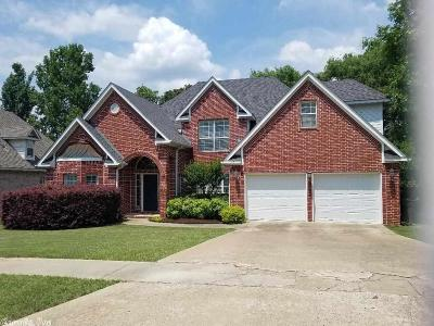 Little Rock Single Family Home For Sale: 18 Berney Way
