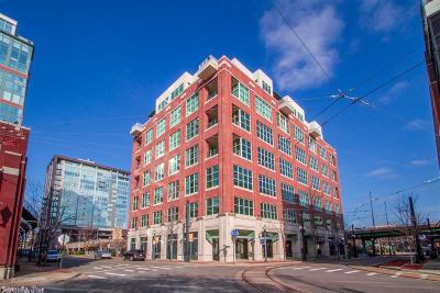 Little Rock AR Condo/Townhouse Back On Market: $265,000
