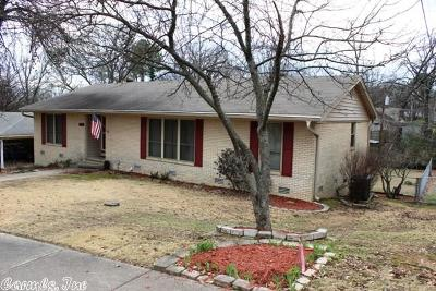 North Little Rock Single Family Home Price Change: 3505 McCord