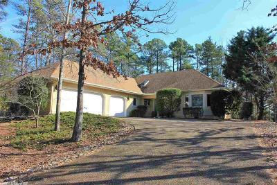 Hot Springs Village, Hot Springs Vill. Single Family Home For Sale: 5 Sosegado Lane