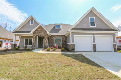 Bryant Single Family Home For Sale: 2619 Aberdeen