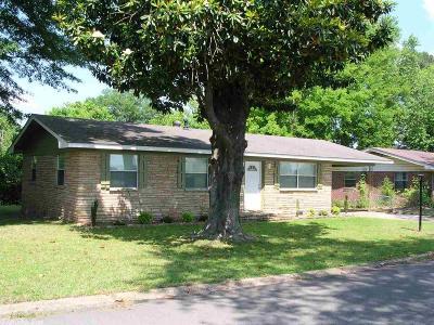Morrilton Single Family Home For Sale: 1007 N Chestnut