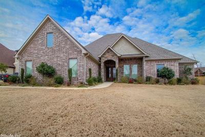 Benton Single Family Home Price Change: 7015 Westshore