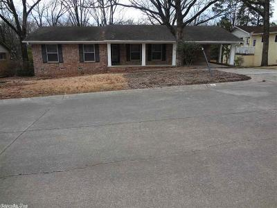 North Little Rock Single Family Home For Sale: 9 Pine Tree Loop