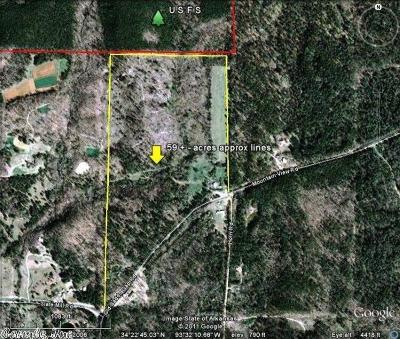 Glenwood Residential Lots & Land For Sale: 134 Old Caddo Gap Road