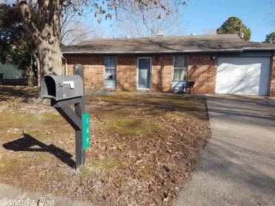 Jacksonville Single Family Home For Sale: 149 Wildflower Drive