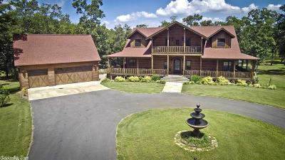 Hot Springs Single Family Home For Sale: 245 Northlake Cove
