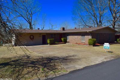 Arkadelphia Single Family Home For Sale: 207 N 27th Street